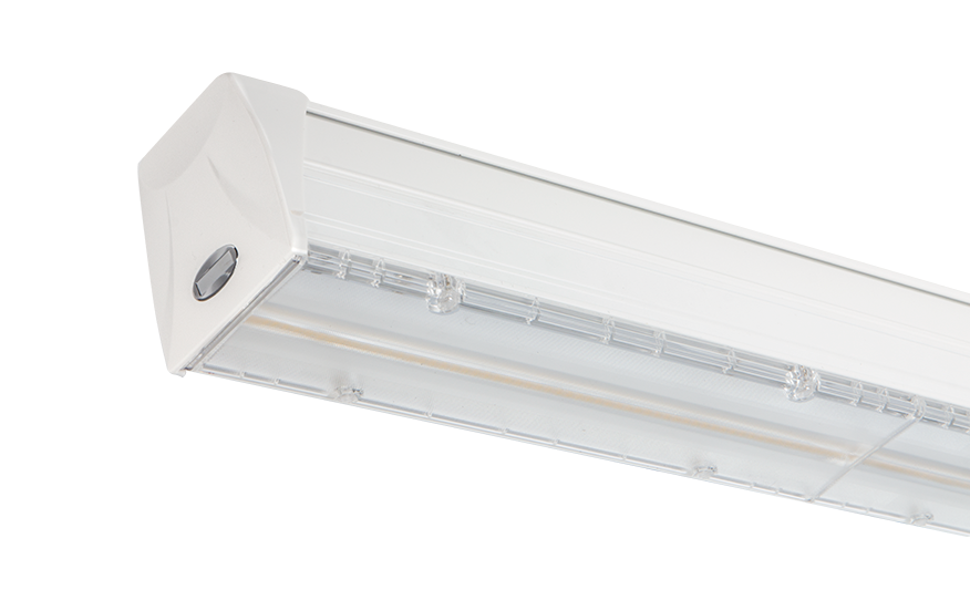 I Line Modules Pre-wired LED linear lighting system - Narrow beam