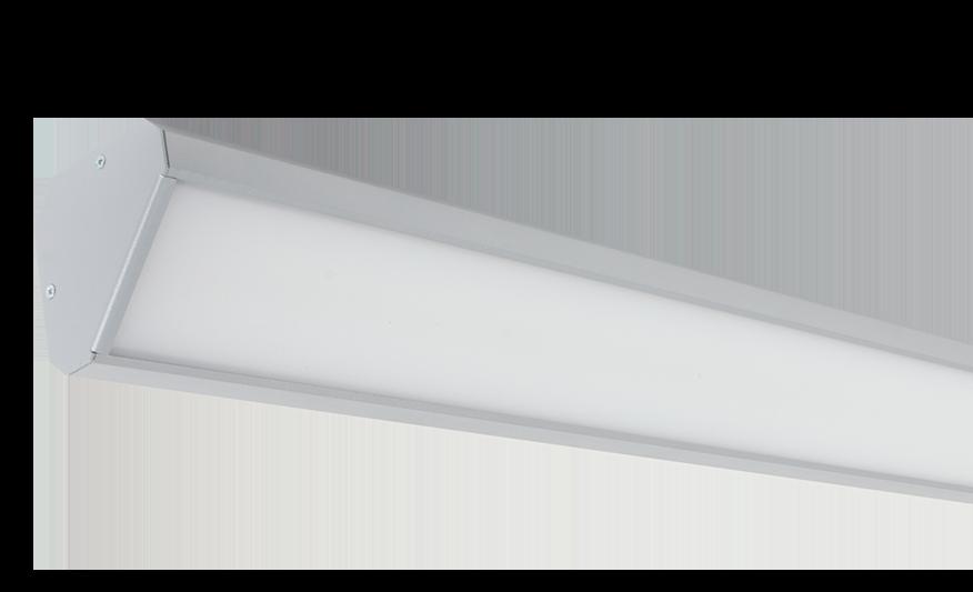 Cornice Corner mounted profile