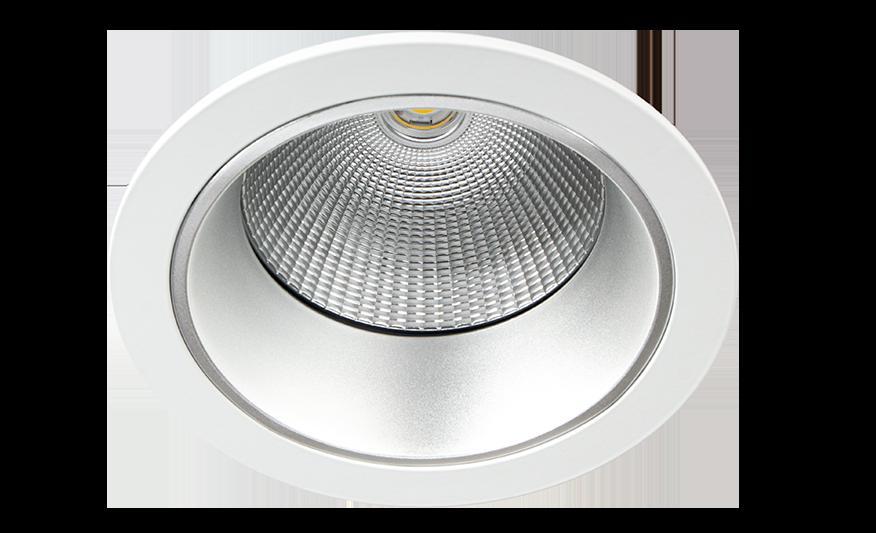 Ikon Recessed circular downlight