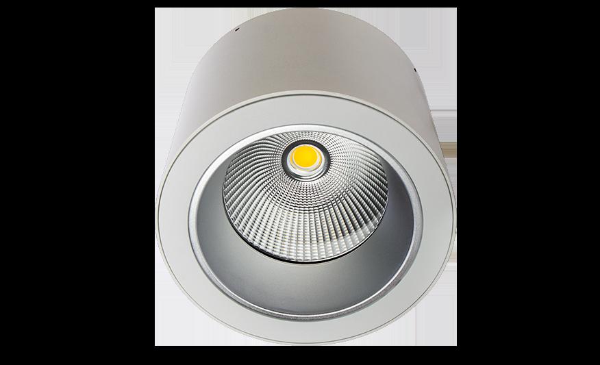 Ikon S Surface circular downlight